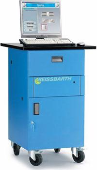 Beissbarth BD 640 PC - uređaj za ispitivanje kočenja