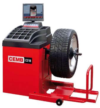 CEMB C218 kompjuterska balanserka za kamione i autobuse